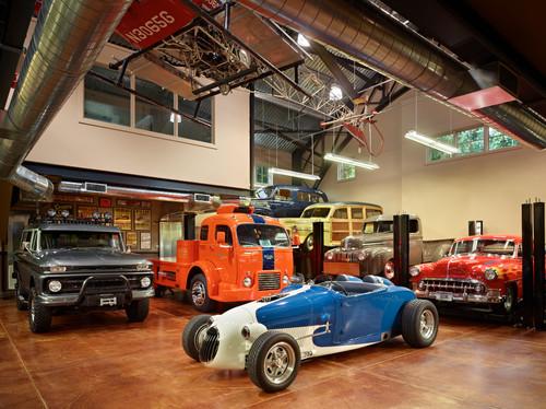 Seattle garage designs