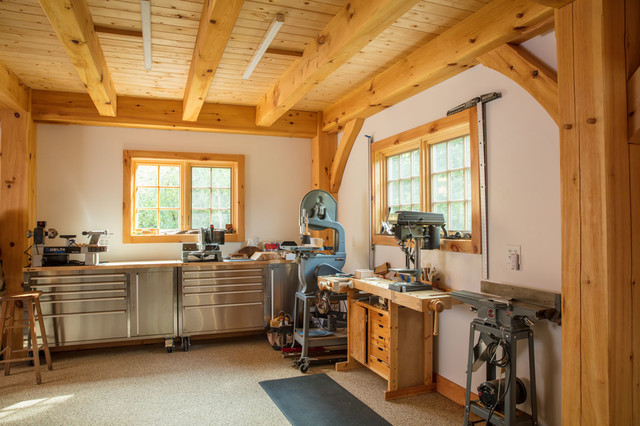 Astounding Timber Frame Man Cave Party Barn Country Garage Other Download Free Architecture Designs Boapuretrmadebymaigaardcom