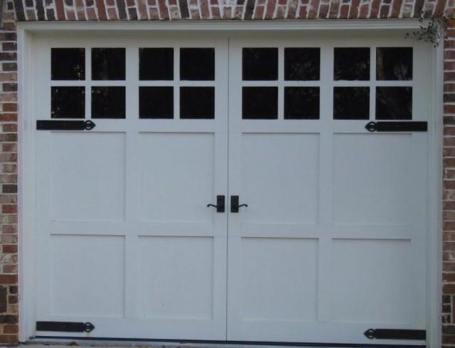 Traditional Garage Doors Atlanta