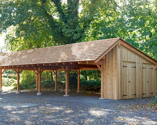 Timber carport kits home design ideas pictures remodel for Timber carport plans