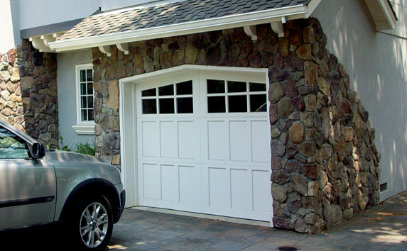 Wayne Dalton 7104 Garage Door Transitional Garage Other By