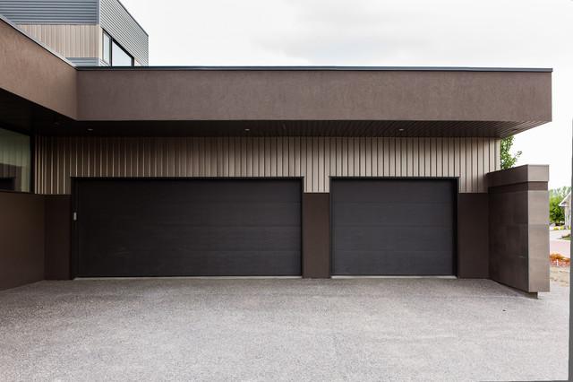 Modern Garage Doors Houzz