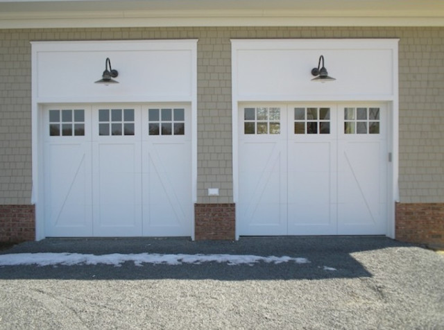 Wood composite doors for Composite wood garage doors