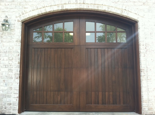 Wood garage doors and carriage doors rustic garage for Rustic wood garage doors