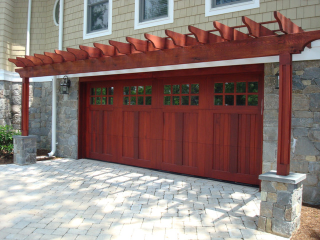 Wood Garage Doors and Carriage Doors  garage doors