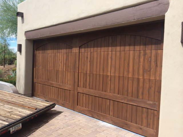 Wood garage doors for Rustic wood garage doors