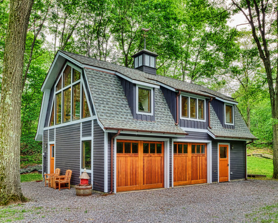 Metal buildings with living quarters with gambrel roofs for Gambrel barn plans with living quarters