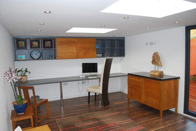 Garden room in clapham south west london sw4 for Modern garden rooms london