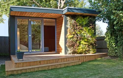 modern exterior Rooms for an Irish Summer!