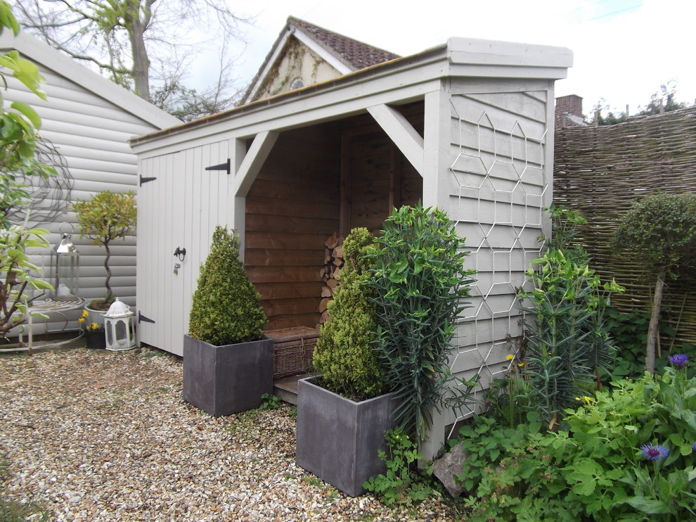 How to Create the Perfect Garden Shed