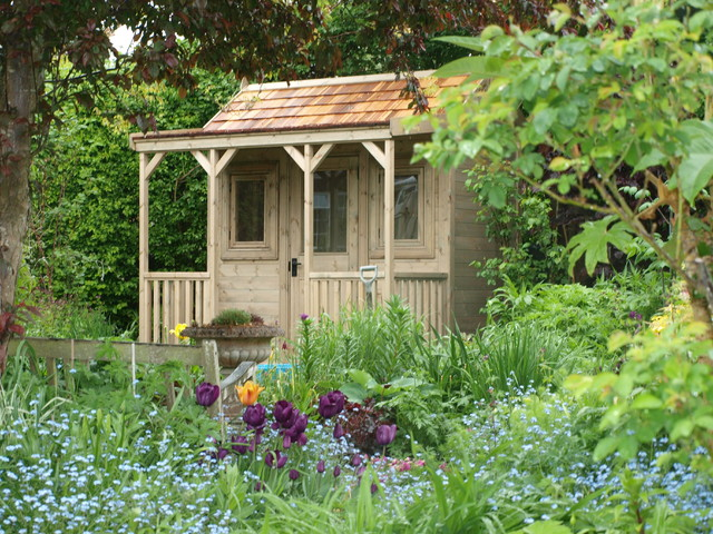 Ngs shed for Traditional garden buildings