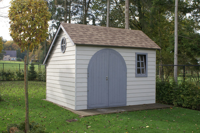 Posh Sheds Traditional Garden Shed And Building