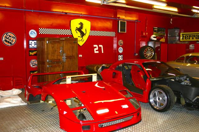Privat Classic Car Garage