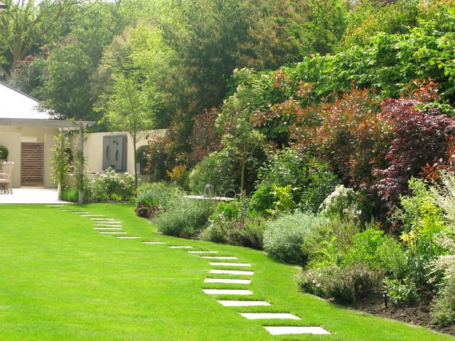 Richmond park for Traditional garden buildings