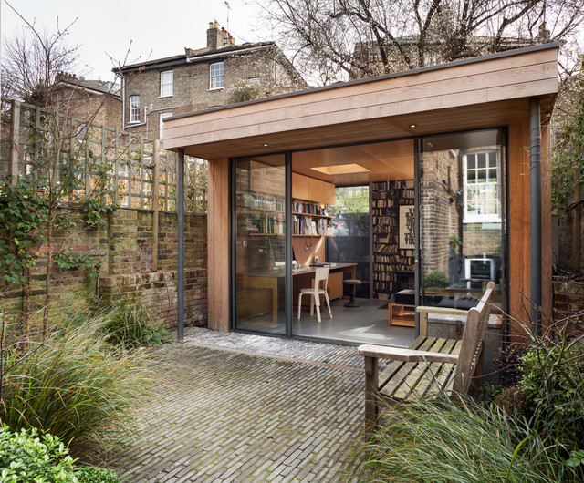 Ripplevale grove whole house refurb modern - Gartenhaus einrichtungstipps ...