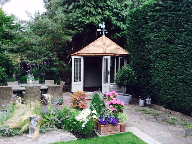 Summerhouses Traditional Garden Shed And Building