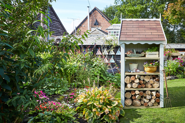 The Chelsea Traditional Garden Shed And Building