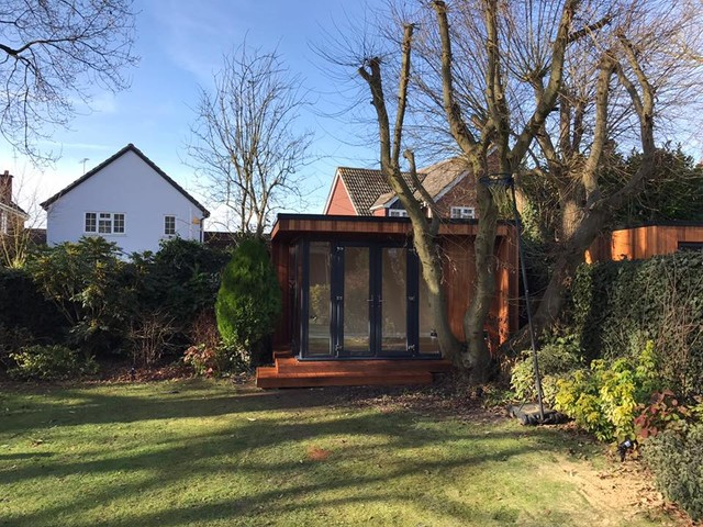Umesh 39 s build billericay essex for Garden shed essex