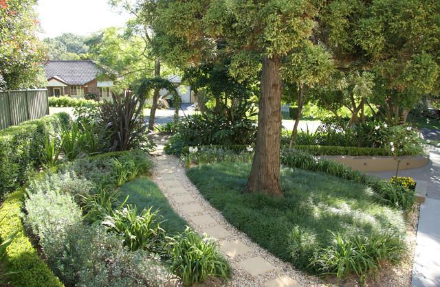 2008 aildm national landscape design award winning garden - contemporary - garden - sydney