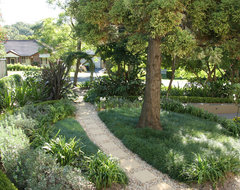 2008 AILDM National Landscape Design Award WInning Garden contemporary landscape
