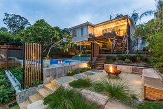 75 Most Popular Tropical Garden Design Ideas For January 2021 Stylish Tropical Garden Remodeling Pictures Houzz Au