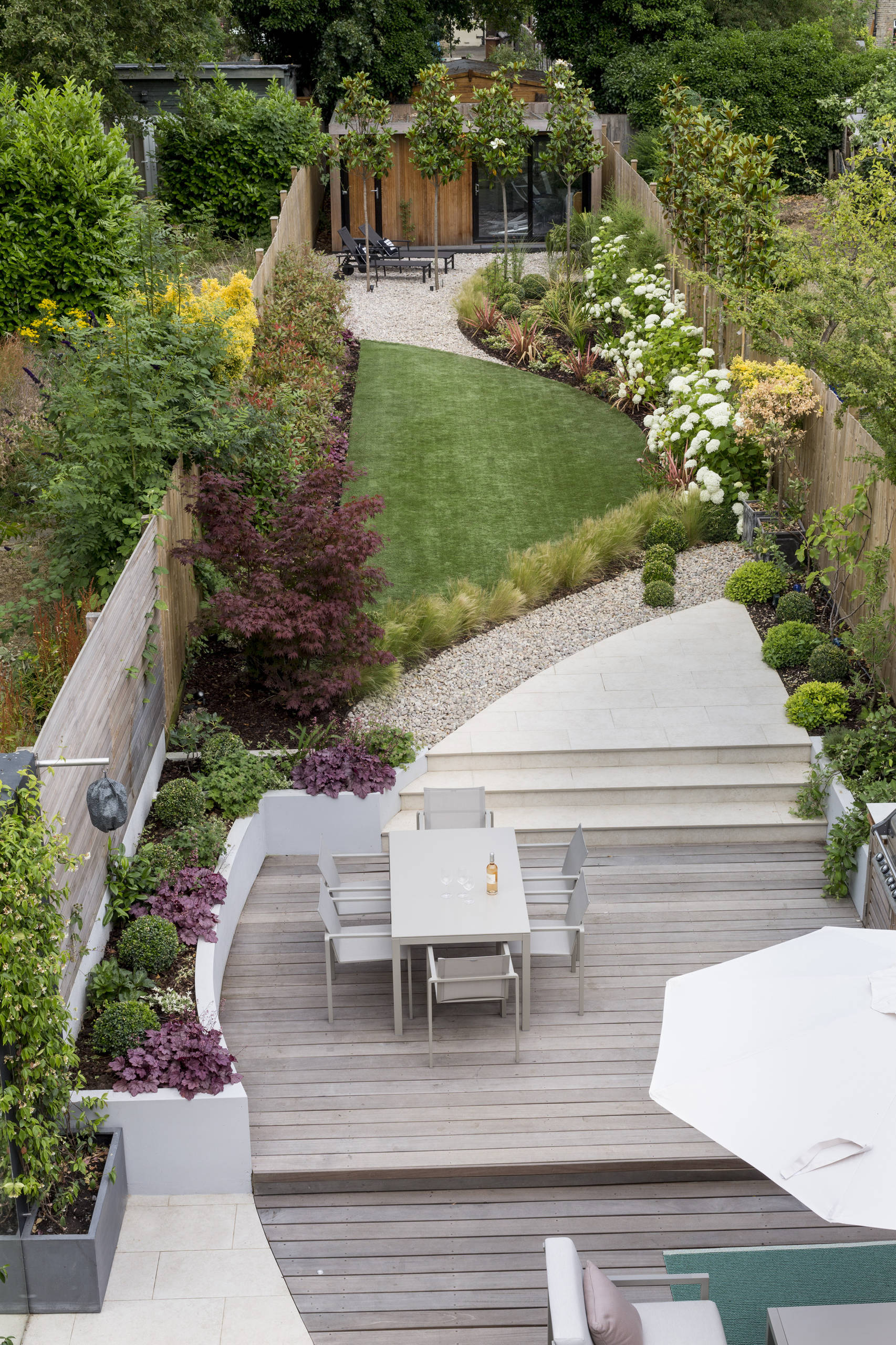 75 Beautiful Modern Landscaping Pictures Ideas January 2021 Houzz