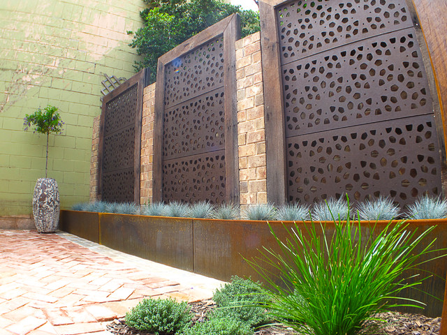 Adelaide courtyard eclectic garden adelaide by for Courtyard home designs adelaide