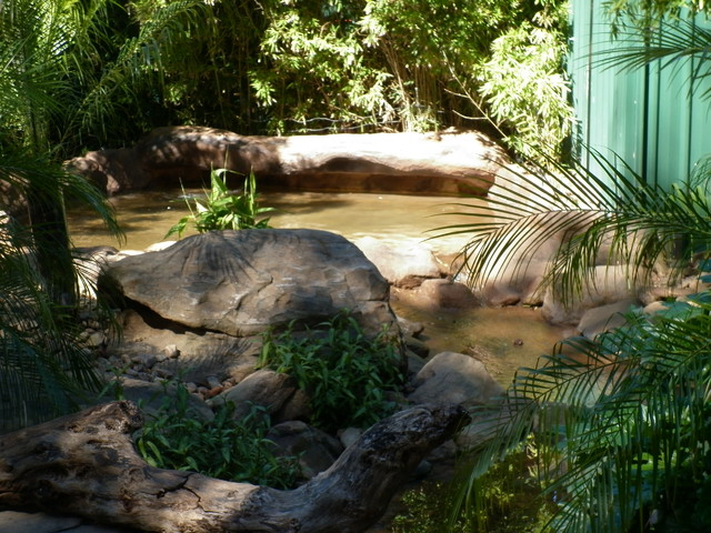 Adelaide zoo landscape brisbane by metal rock pools for Landscape architects in adelaide
