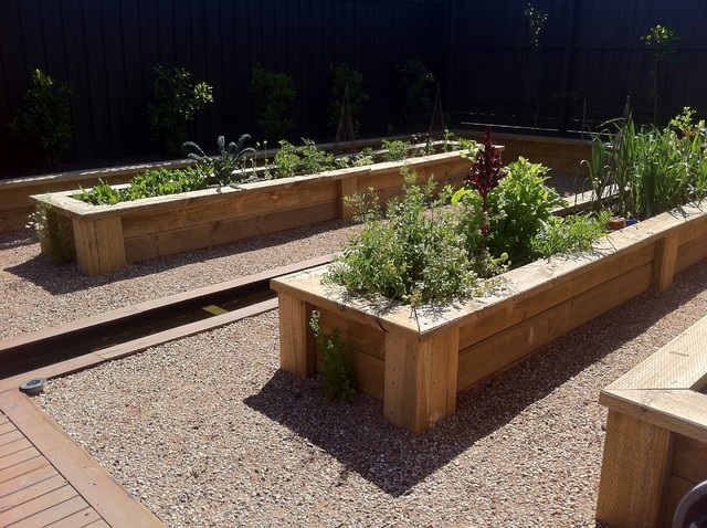 Garden Design With Raised Beds Lift Any Garden With Perennial Gardens From  Houzz.com