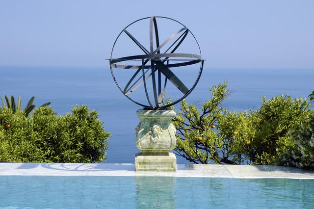Armillary Sphere Sundial modern-sundials