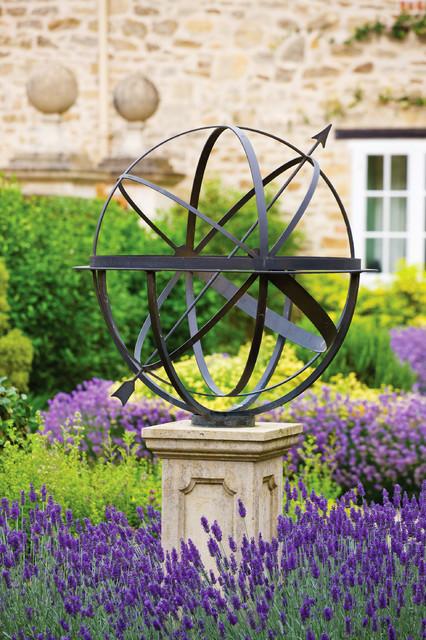 Armillary Sphere Sundial eclectic-sundials