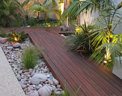 Ascher Smith Landscape Designs tropical landscape