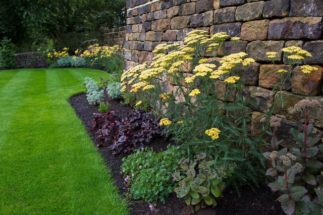 Planting design ilkley yorkshire contemporary for Garden design yorkshire