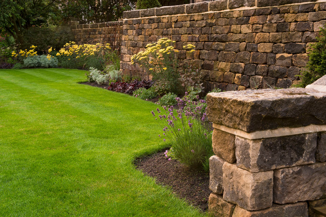 Planting design ilkley yorkshire contemporary garden for Garden design yorkshire