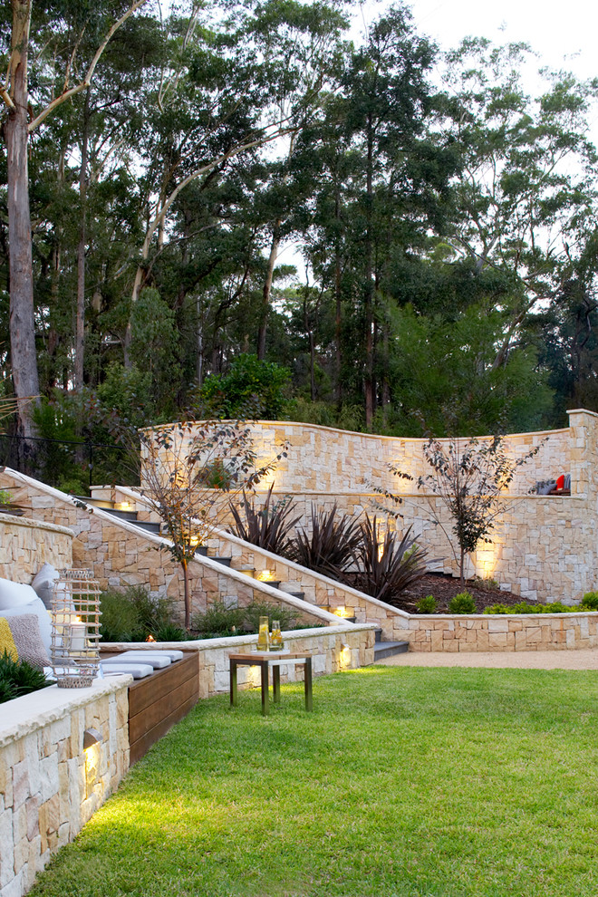 Backyard Garden Design Ideas - Contemporary - Landscape ...