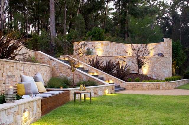 Backyard Garden Design Ideas - Contemporary - Landscape - Sydney ...