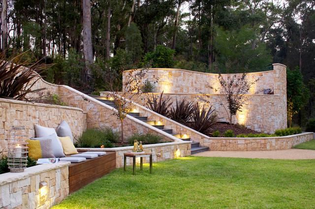 Backyard Garden Design Ideas - Contemporary - Landscape - Sydney ...