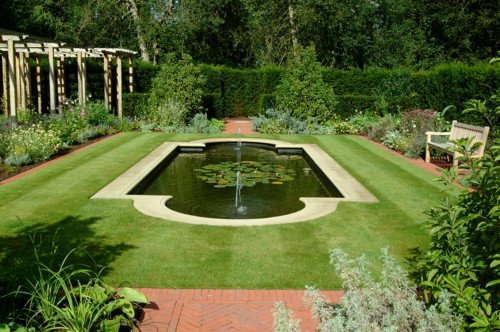 Need Garden Design Inspiration LJN Blog Posts Landscape Juice - Traditional garden design pictures