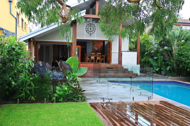 Bali in burraneer asian garden sydney by for Landscape design sydney