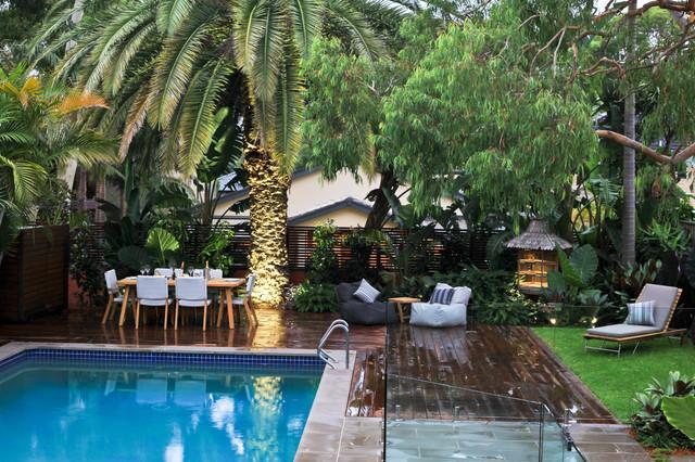 tropical tiki backyard ideas - an Ideabook by Dan Mongosa