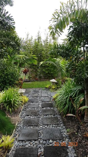 Balinese asian-landscape