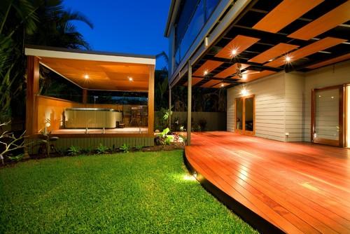 Fresh Gardens: Balmoral Tropical Patio Brisbane