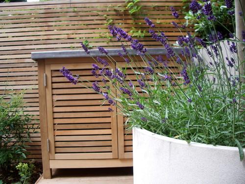 Bespoke garden storage