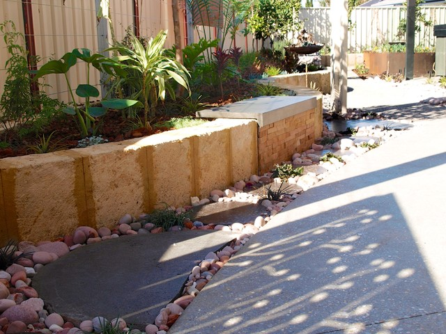 Canningvale Eclectic Landscape Perth by