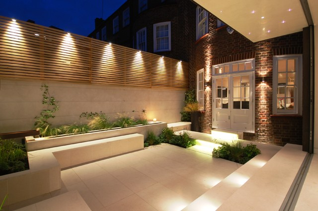 Garden Design Contemporary emejing contemporary garden fencing ideas gallery - home design