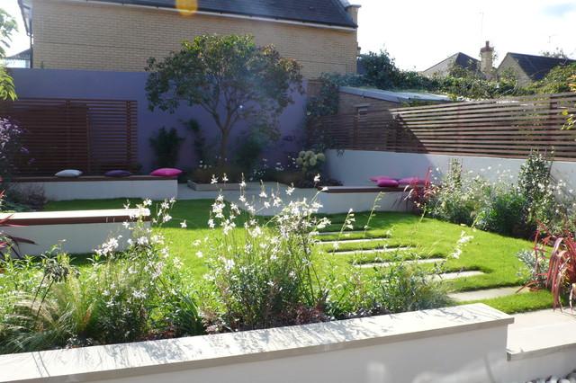 Chelsea Garden Design Contemporary Garden