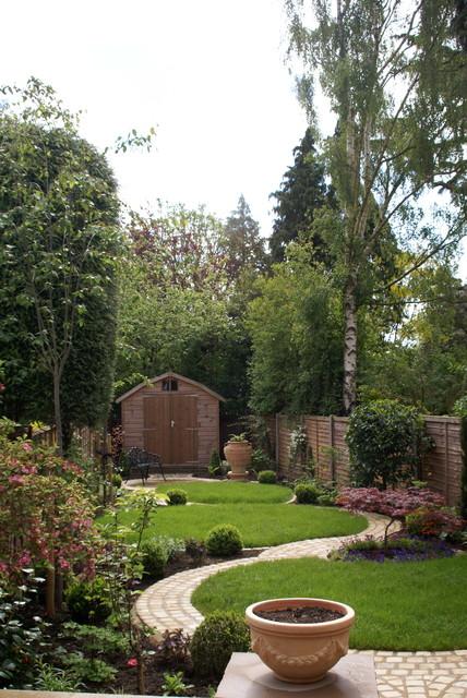 Circular Garden - Rustic - Landscape - Hertfordshire - By Green