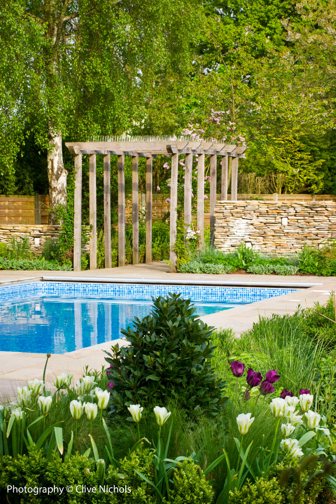 Classical Country Estate Garden by Aralia 'Ware Country ...