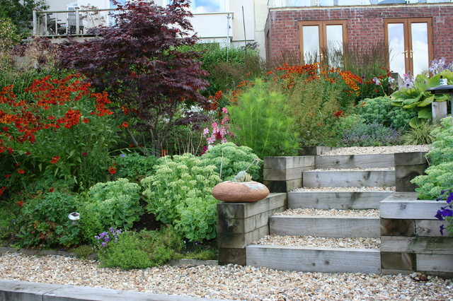 Garden Design Ideas Seaside : Coastal garden