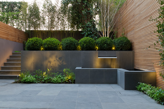 College crescent for Davies landscape architects